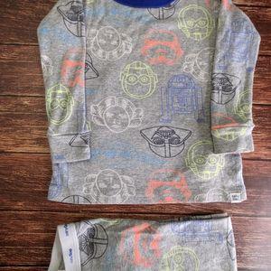 Gap Star Wars Pajamas